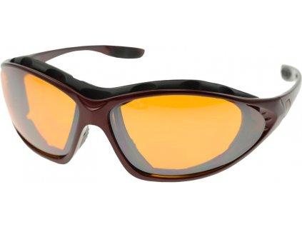 Sportovní brýle SULOV ADULT I, metalická červená