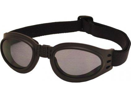 Skládací brýle TT BLADE FOLD, černý mat