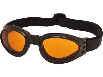 Skládací brýle TT BLADE FOLD, černý lesk