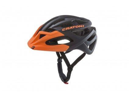 C-Hawk black-orange rubber