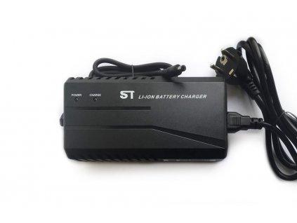Nabíječka 3A pro rámové částečně i plně integrované baterie.