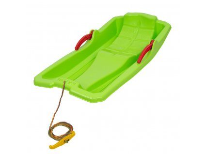 Bob plastový KAROL, zelený