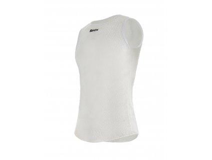 Alpha Sleeveless Spodní prádlo White