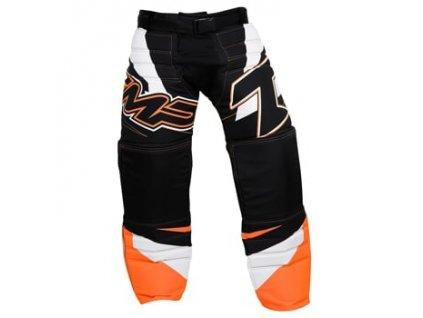 RESPECT kalhoty brankářské junior orange 152