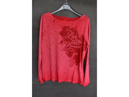 Tričko Soccx Just Red