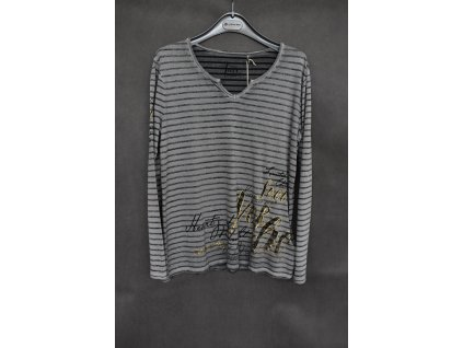 Tričko Soccx Dark Grey