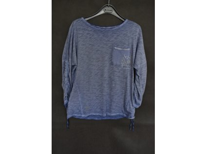 Tričko Soccx Dove Blue