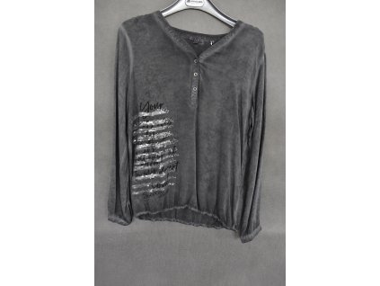 Košile Soccx Black Smoke