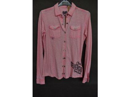 Košile Devergo Pink