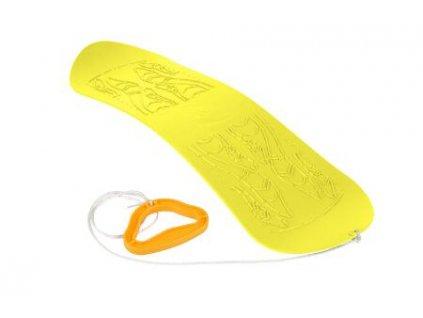 Skyboard žlutá