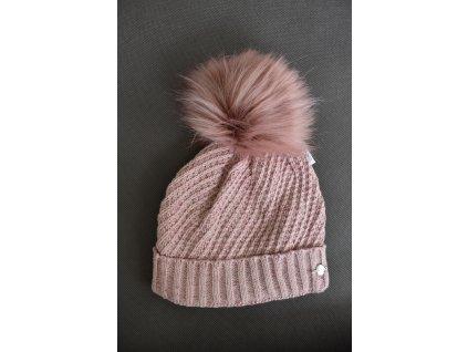 Čepice Relax Pink