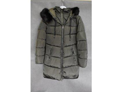 Kabát Devergo Khaki
