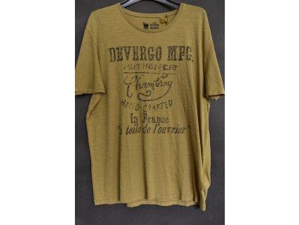 Tričko Devergo Authentic