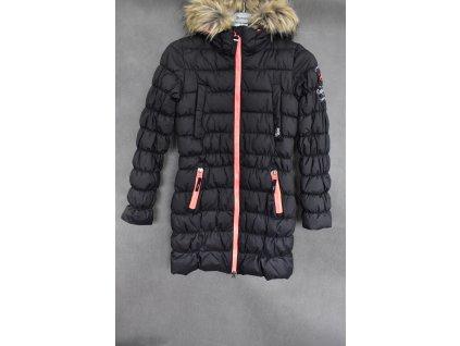 Kabát Soccx Spirit Black