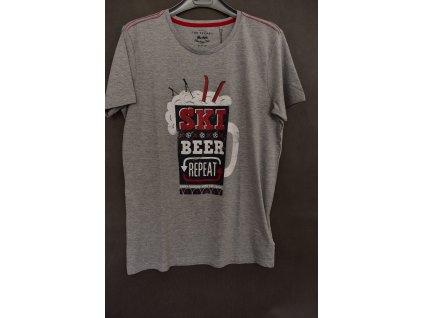 Tričko Top Secret Ski&Beer