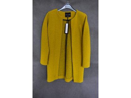Svetrový kabát Top Secret Yellow