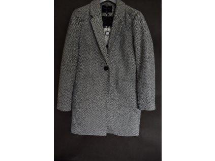Kabát Top Secret Grey
