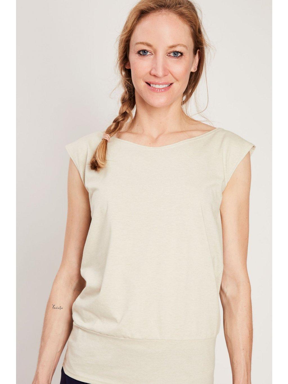biobavlněné tílko, triko