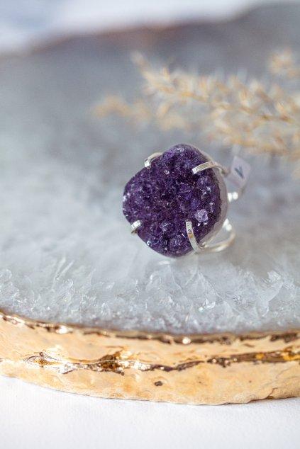 Prsten s drúzou