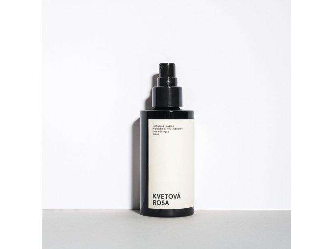 KVETOVÁ ROSA - Tonikum na zlepšení hydratace