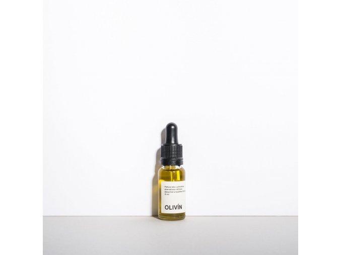 OLIVÍN - Pleťový olej s přírodní alternativou retinolu
