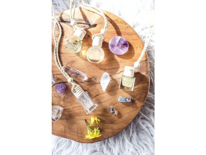 Krystalový aroma difuzér Energie a svěžest