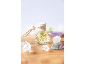 Krystalový aroma difuzér Štěstí a pohoda