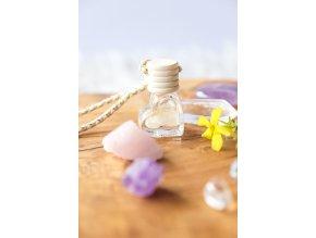 Krystalový aroma difuzér Láska