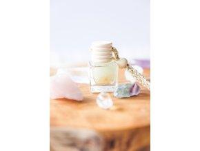 Krystalový aroma difuzér Čistota  a harmonie
