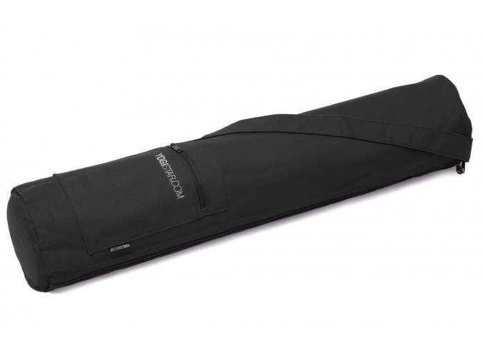 yogibag basic zip cotton 65cm black web2000