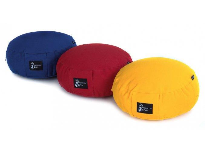 Meditační polštář Yogistar - různé barvy