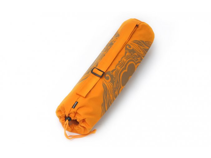 yogibag basic artcollection orange (1)