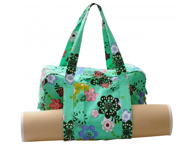 yogatasche twin bag take me two mint flower mit matte web2000