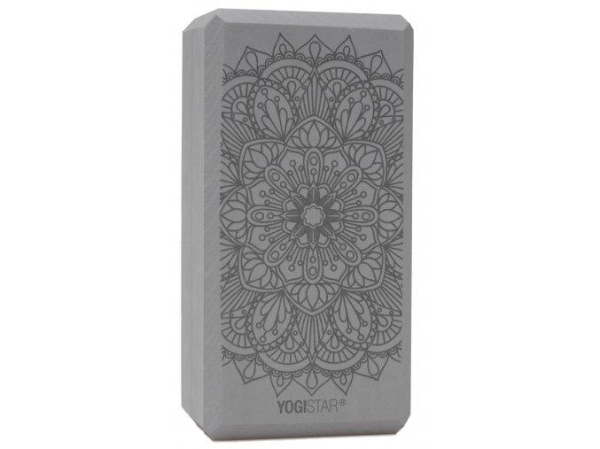 yogiblock basic art collection lotus mandala graphite web2000
