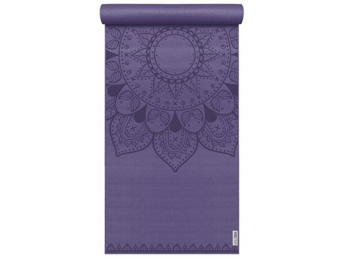 yogimat basic art collection harmonic mandala violet web2000