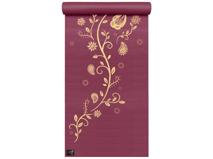 yogimat basic indian flower bordeaux web2000