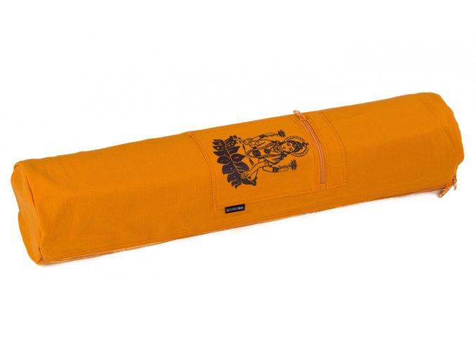 vak na jóga podložku lakshmi bavlna