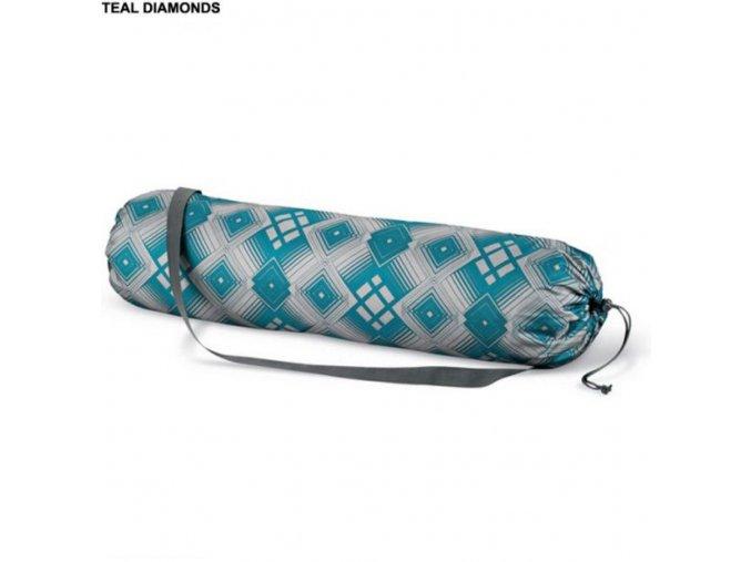 Dakine KALA Yogamatten Tasche Teal Diamonds 8220004 09BG1D 0