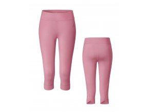 New Yogaleggings 3 4 by Brigitte coral pink3