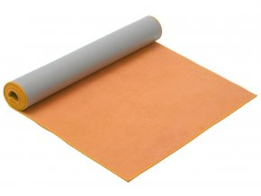 Podložky Hot jóga - oranžová
