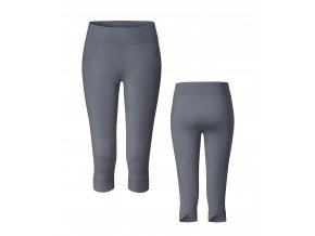 New Yogaleggings 3 4 by Brigitte anthracite grey3