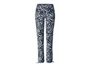 BRIGITTE Pants straight grafikprint
