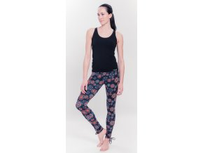 organic mandala leggings black model1 web1400