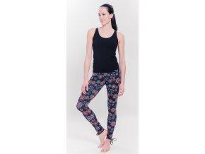 organic mandala leggings black model1 web1400