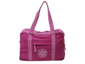 yogatasche twin bag boysenberry front web2000