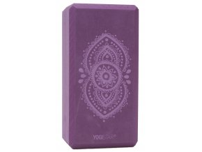 yogiblock basic art collection ajna chakra aubergine web2000