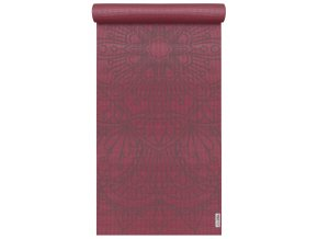 yogimat basic art collection lotus mandala bordeux web2000(1)
