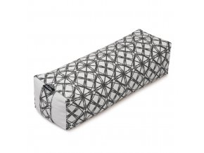 yoga bolster smart rectangular vintage organic cotton front web2500(1)