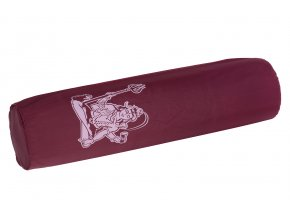 yogibag basic nylon shiva bordeaux web1400