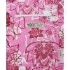yogibag basic zip art collection lotus rose red detail web1500